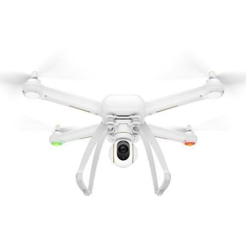 XIAOMI Mi Drone with 4K Camera WiFi FPV 3-Axis Gimbal GPS RC Quadcopter RTF Version  Description:   Relax and enjoy the ride Our controls are so simple that it is easy for beginners to pick up in a snap. With just one button on our Mi Droneremote control or app, send the drone to flight, land, return, or even follow a desired route. You can even use the appto set it circling around an object. Now with Mi Drone, you can take flight and marvel at the wonders of nature from adifferent…