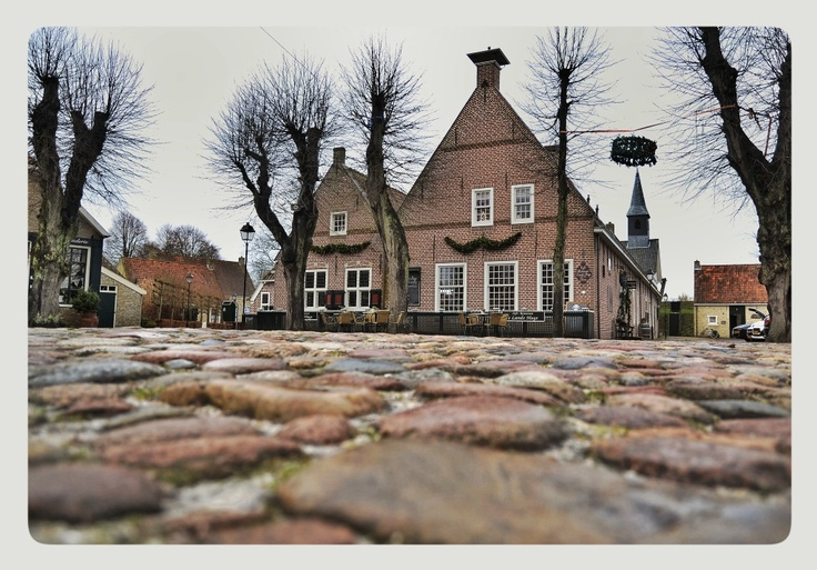 In the north of Holland visit the historic place #Bourtange.