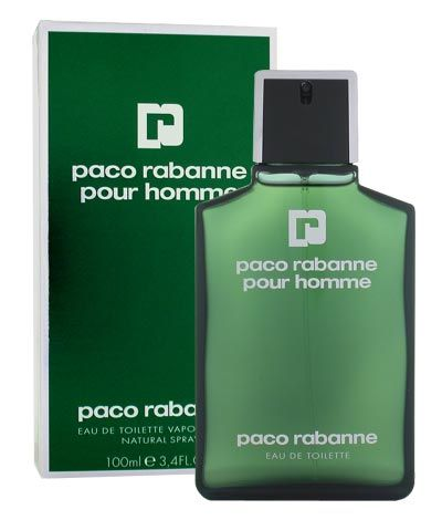 Older men smelled of Paco Rabanne.