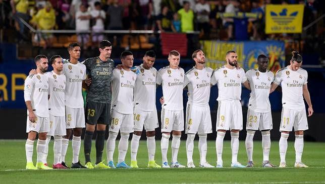قائمة اللاعبين في ريال مدريد لموسم 2019 2020 Real Madrid Real Madrid Team Real Madrid Photos