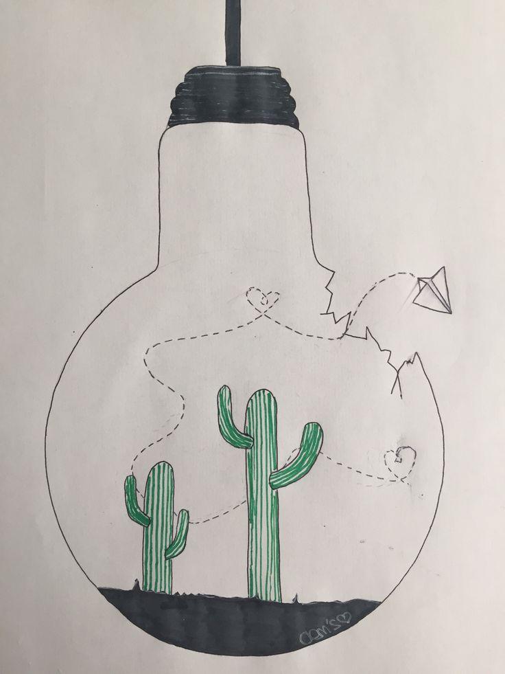 sarahsoderback  focos dibujos dibujos fáciles dibujos