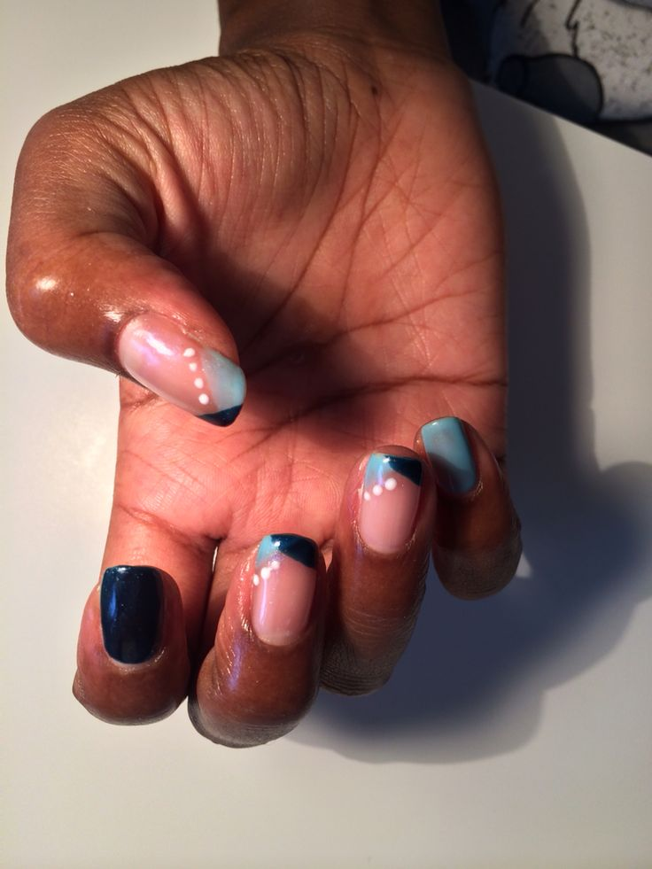 Shellac azure wish+midnight swim+negligee come base..GRANZIE SOH!
