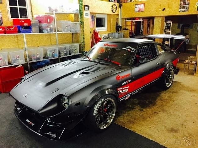 Race Cars For Sale >> 1983 Datsun 280ZX GL 2d Race Car JN1HZ04S3DX555044 - OwnersList.Net | Cars For Sale by Owner ...