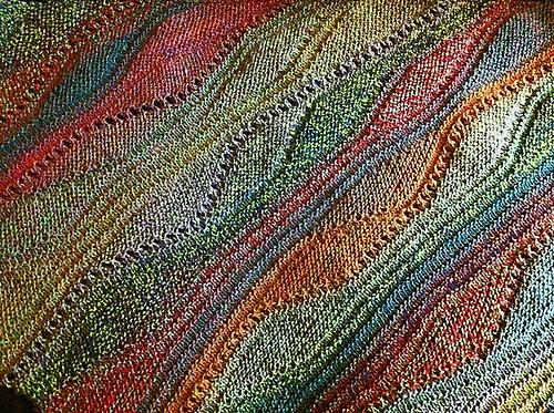 Ravelry: virusinchen's Warming Colourwaves Tosca