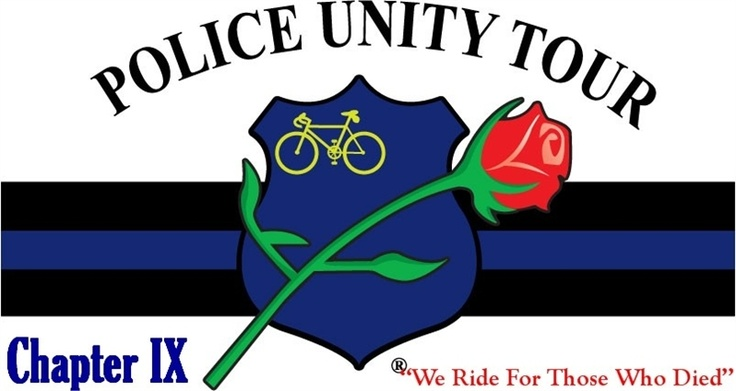 Police Unity Tour Chapter 9 - DONATE today for a great cause!