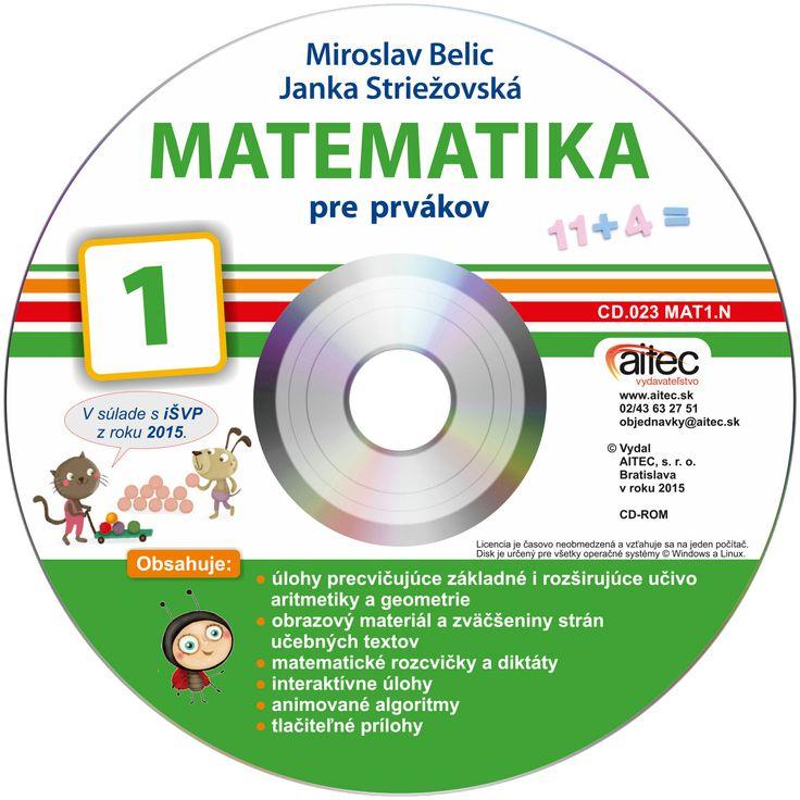 Matematika pre prvákov - multimediálny disk