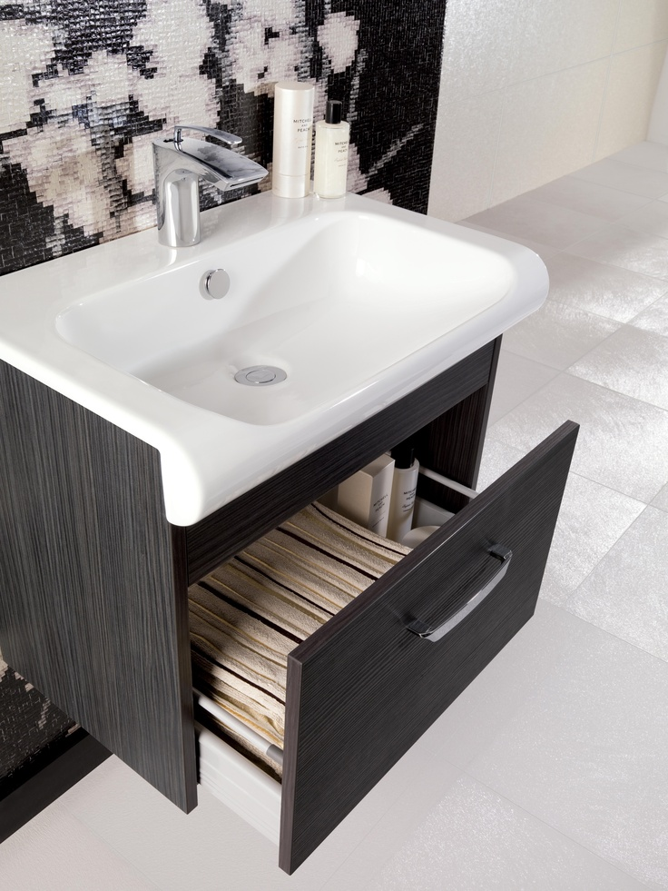 Elegant Bauhaus Bathroom Furniture