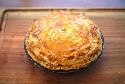 Julie Goodwin's Lamb Pie