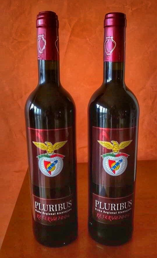 Vinho tinto - Reserva 2006
