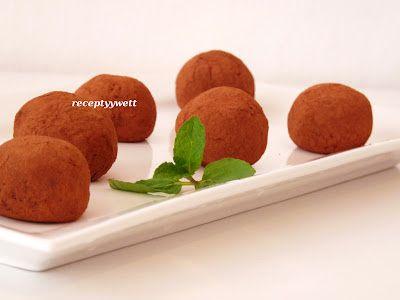 receptyywett                                                 : Chocolate Truffles