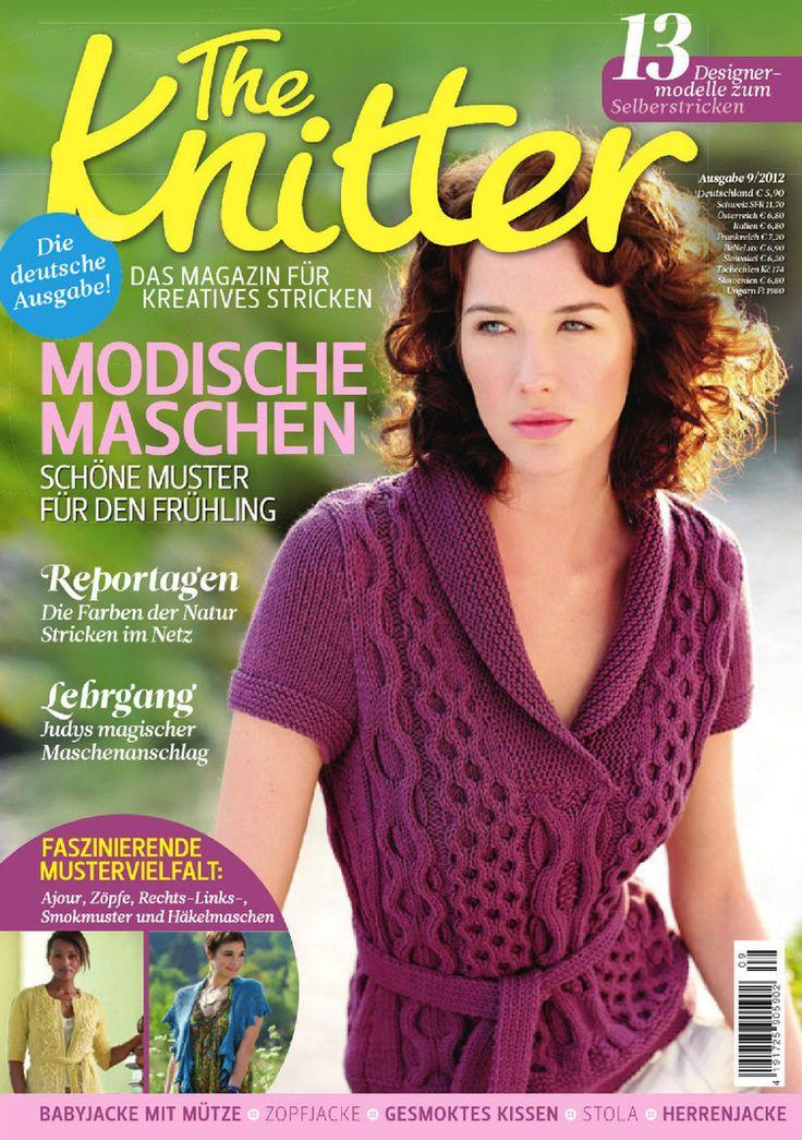 The Knitter №9 2012 - 轻描淡写 - 轻描淡写