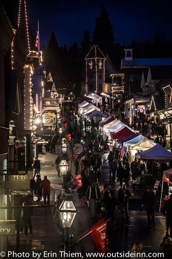 Nevada City Victorian Christmas Nevada City Victorian Christmas City Events