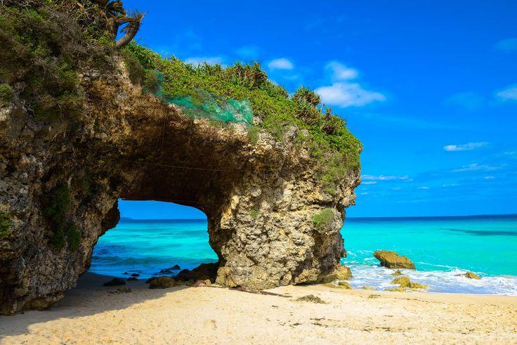 インスタジェニックな絶景!宮古島の「砂山ビーチ」は沖縄一美しい海だった 9枚目の画像
