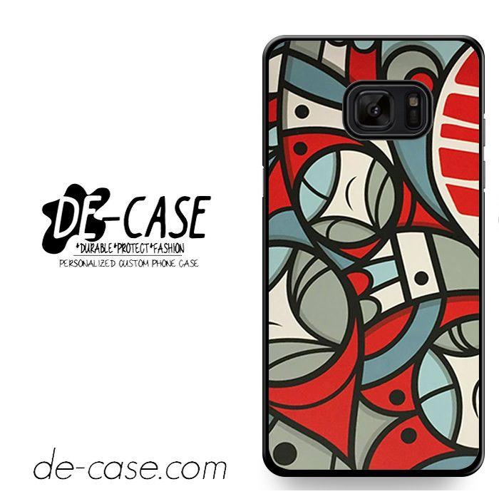 Alien Workshop Skateboard Pattern DEAL-586 Samsung Phonecase Cover For Samsung Galaxy Note 7