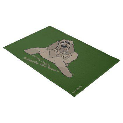 #Spinone Italiano - Simply the best! Doormat - #doormats #home & #living