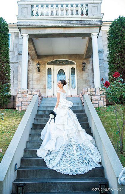 プリンセスガーデン No.67-0032 | Beauty Bride(ビューティーブライド)
