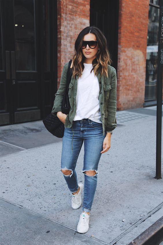 25 ideas de looks casuales con pantalón