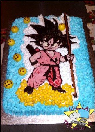 Torta GOKU - Dragon ball