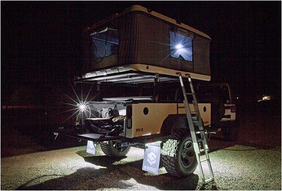 92 Best Images About Camping Trailer On Pinterest