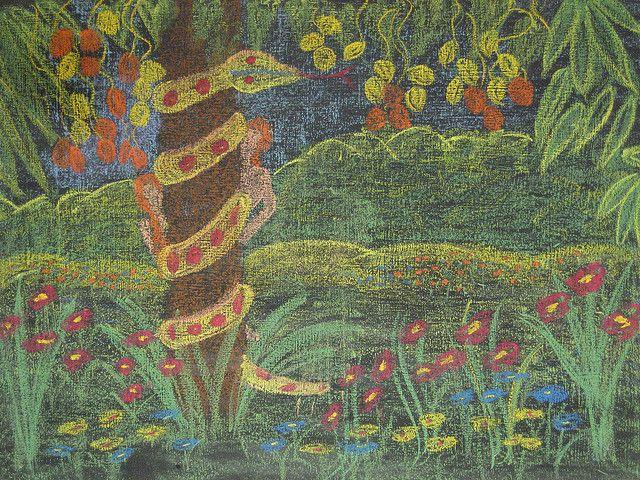 Compare serpent in the old testament the one in gilgamesh
