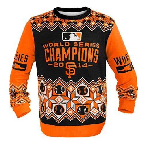 San Francisco Giants 2014 Orange World Series Champions Ugly Christmas Forever Collectibles http://www.amazon.com/dp/B00QKOYJSE/ref=cm_sw_r_pi_dp_iLLJub0YZ7WYC