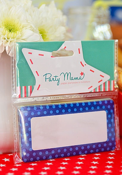 Blue Kids Party Labels | Blue Dots Sticker Name Tags- Set of 15 $6.95 Shop for it http://www.partymama.com.au/sticker-name-tags-blue-dots-sticker-name-tag-set-p-23.html