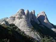 Montañas de Monserrat..espectacular..emocionate.