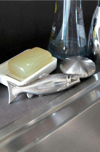 (キッカーランド)Kikkerland Fish Magic Soap