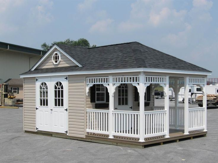 186 best Sheds images on Pinterest Sheds Storage sheds and