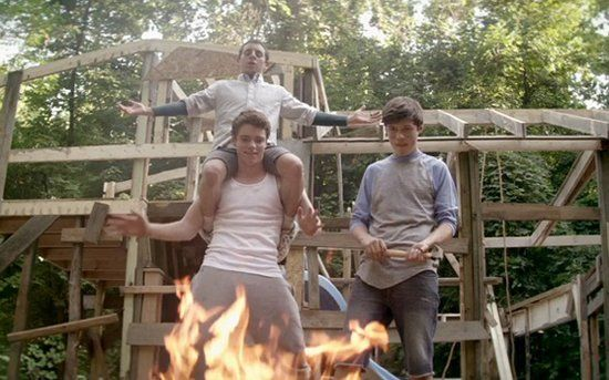 The Kings of Summer♡