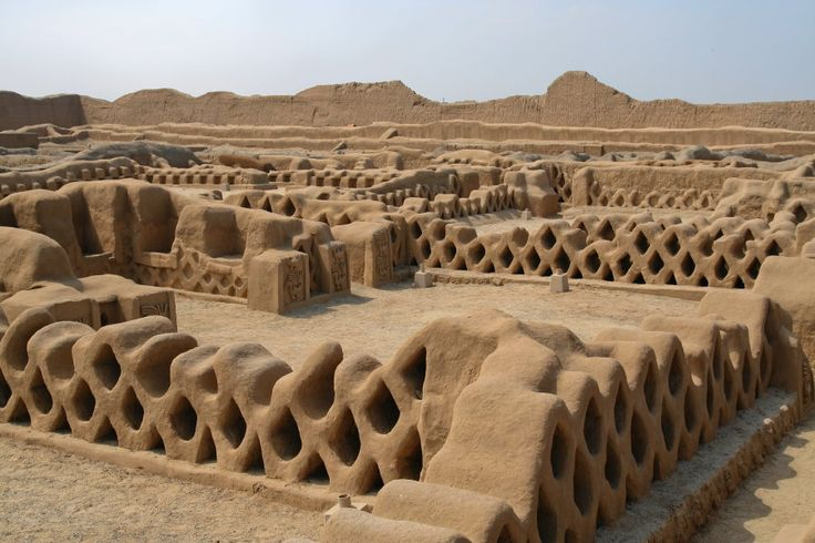 Chan Chan ruins, Peru Voyages insolites, Version Voyages, www.versionvoyages.fr