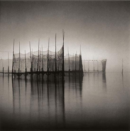 """""""Fishing Weir III"""" - © Lisa Tyson Ennis"""