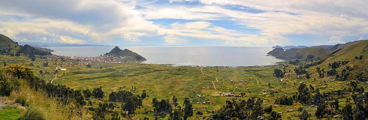 Der Titicaca See