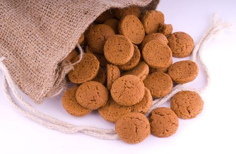 Paul Hollywood's gingernut biscuits - the kids go crazy for Gingernuts! Might be time to start making them ourselves.