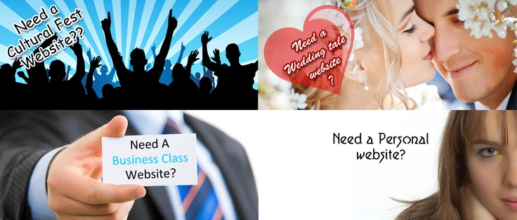 Need a Website? Don't wait for it. Just drop an email to contact@udeserve.in