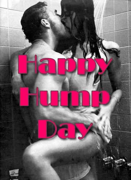 Happy hump day sexy