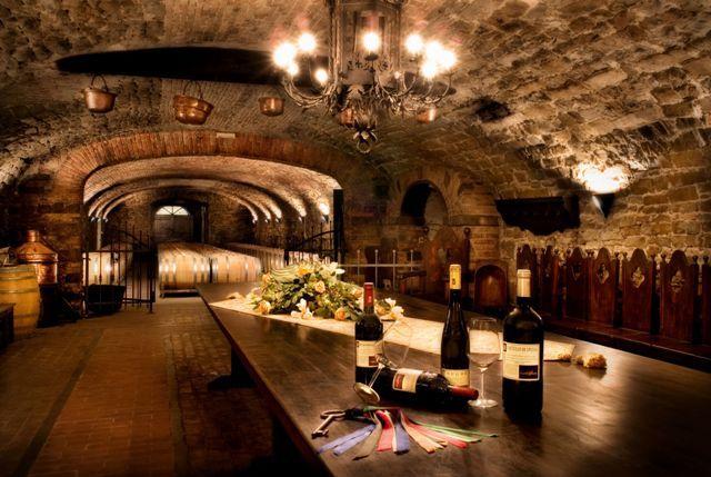 #cantina del #castello di Spessa. #vino #wine #cellar #collio #friuli