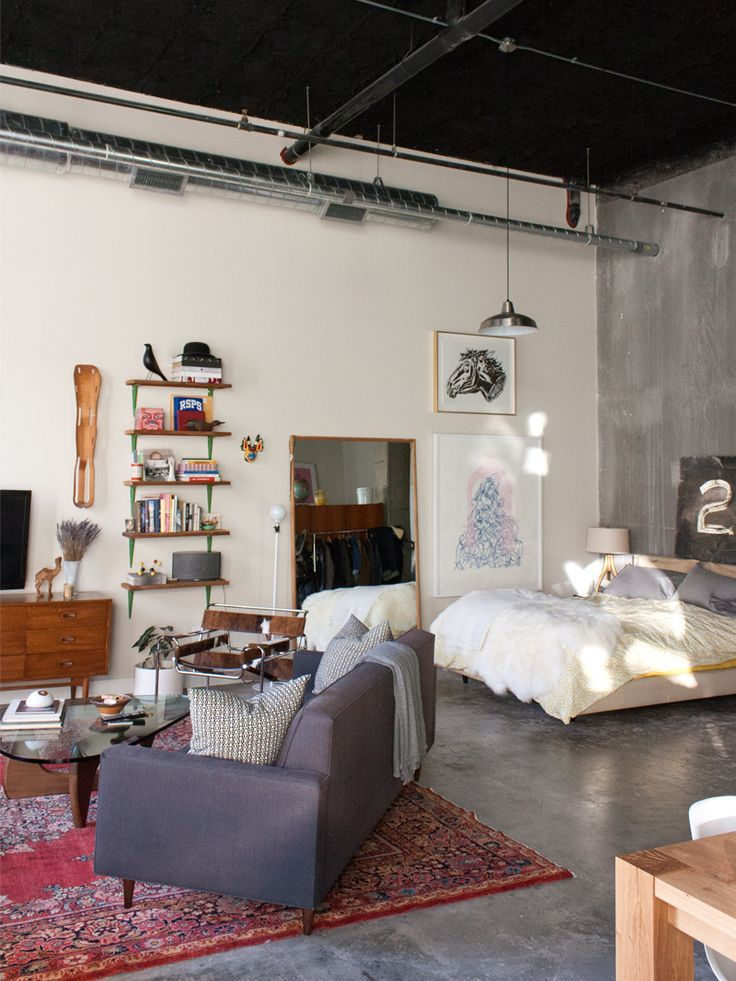 An Eclectic Apartment in Seattle, Fit For a Quirky