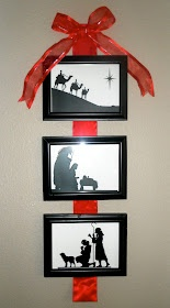 Nativity Wall Hanging super saturday
