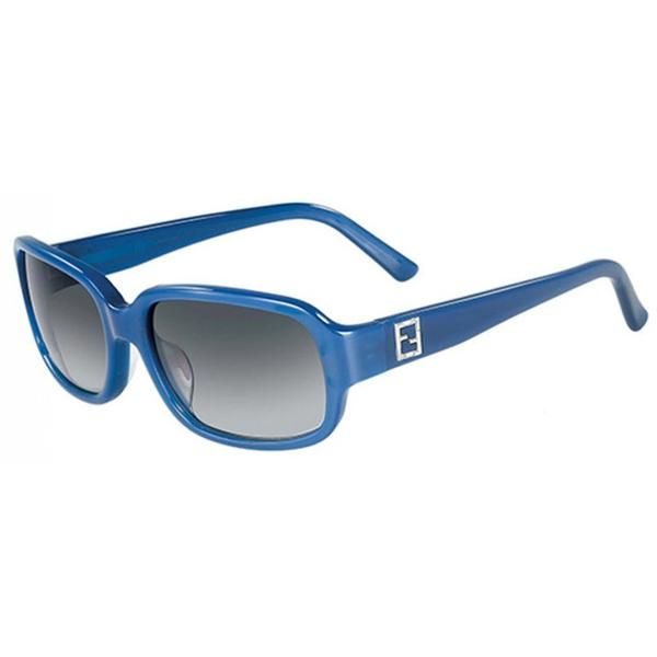 Item specs: Frame Material: Acetate Model: FS5233R  Color #: 428 Brand: Fendi Frame Color: Blue Lens Color: Grey Country/Region of Manufacture: Italy Size: 56-1