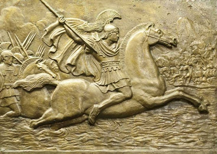 """27 JANUARY, 2017  KERRY SULLIVAN The Romance of Alexand Alexander, the Military Genius The man who would come to be known as 'Great' is Alexander III of Macedon. He is believed to have been born on July 20, 356 BC and to have died on June 10, 323 BC, one month shy of his 33rd birthday. A gifted young prince he became """"cavalry commander at age eighteen, king at twenty, conqueror of the Persian Empire at twenty-six, [and] explorer of the Indian frontier at thirty"""" (History.com Staff, 2009)."""