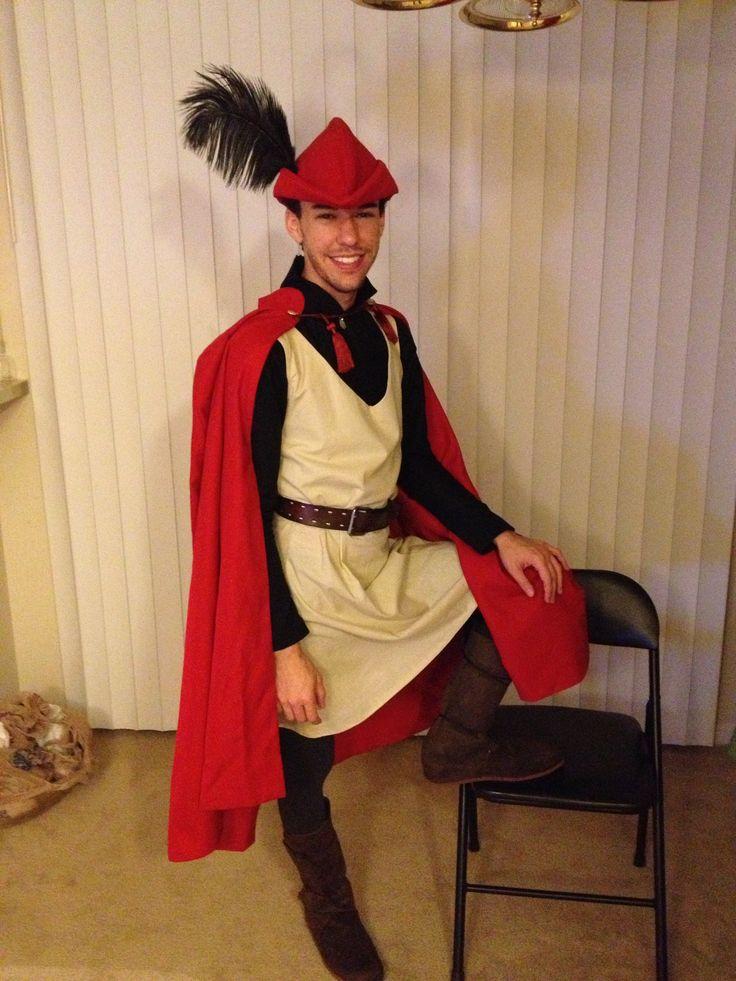 Prince Phillip Halloween costume! Prince PhillipSleeping BeautyHalloween ...