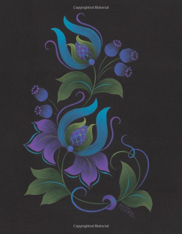 Brushstroke Handbook: The Ultimate Guide to Decorative Painting Brushstrokes: Maureen McNaughton: 9781581807820: Amazon.com: Books