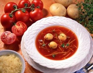 #pomidorowa inaczej :)
