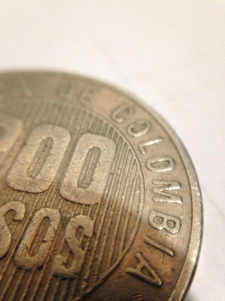 Textura Moneda 200