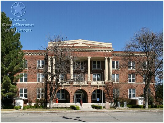 Brown County Courthouse, Brownwood, TX
