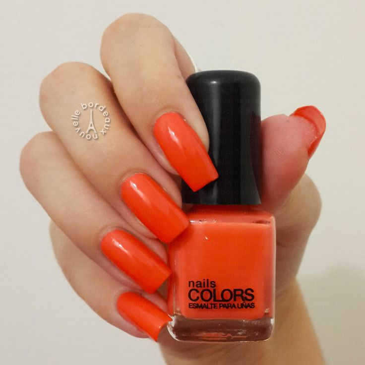 Millanel Tangerine | Swatch
