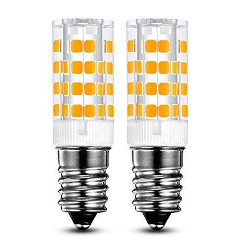 FR-E14-5W-2-Pack: Price:7.995 pièces Lot. Ampoule à incandescence 40 W équivalent. 360 ° angle de faisceau, omni directionnel. Température…