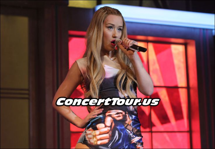 Iggy Azalea Prepares For Her Second Major Concert Tour in 2015 : Iggy Azalea, who had a tremendous breakout year last year, is on her way ....