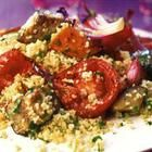 Recipe photo: Roasted vegetable couscous